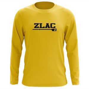 Custom ZLAC Masters  Long Sleeve Cotton T-Shirt