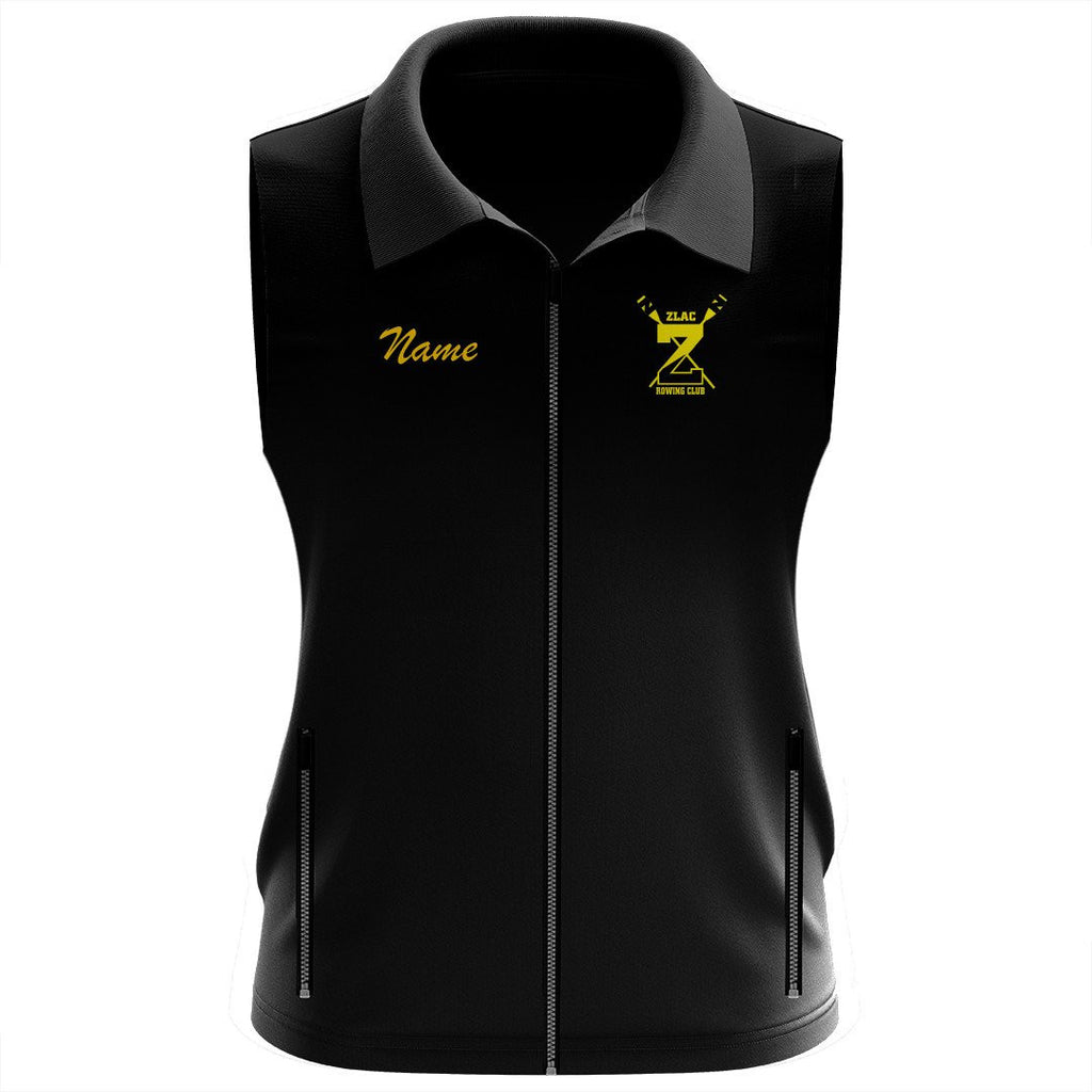 ZLAC Masters Ladies Fleece Vest