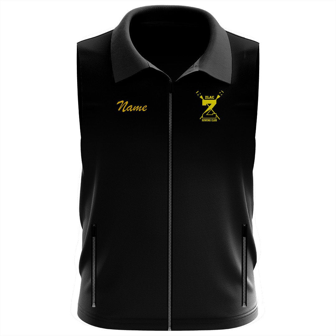 ZLAC Masters Nylon and Fleece Vest