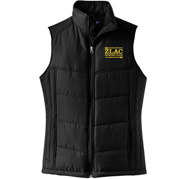 ZLAC Team Puffy Vest - Black