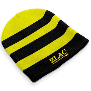ZLAC Striped Beanie