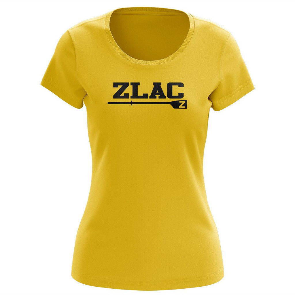 100% Cotton ZLAC Women's Team Spirit T-Shirt