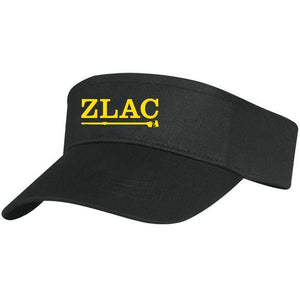 Official ZLAC Cotton Twill Visor
