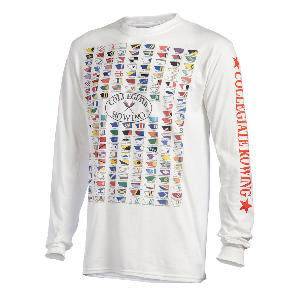 Collegiate Blades Long Sleeve T-Shirt