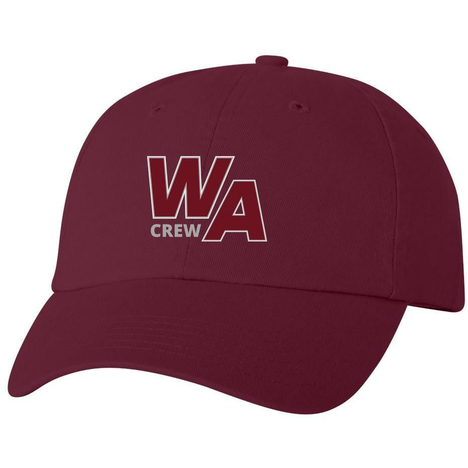 Official Westford Crew Cotton Twill Hat