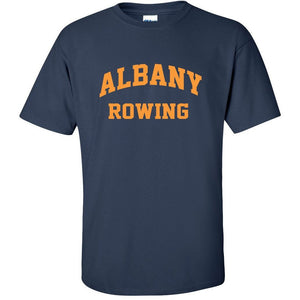 100% Cotton Albany Rowing Center Men's Team Spirit T-Shirt