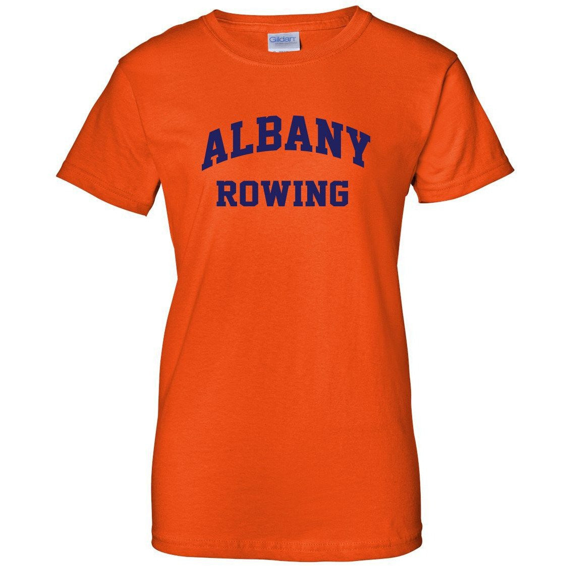 100% Cotton Albany Rowing Center Women's Team Spirit T-Shirt