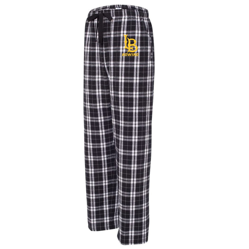 Long Beach Rowing Flannel Pants
