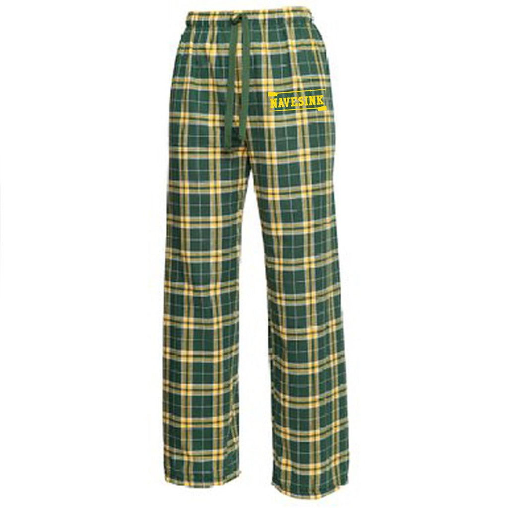 Navesink River Rowing Flannel Pants