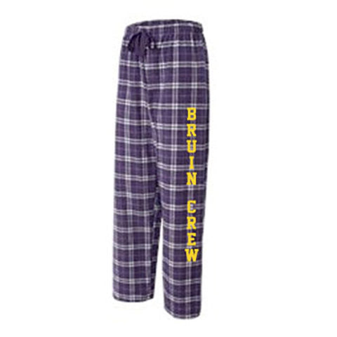 Lake Braddock Crew Flannel Pants