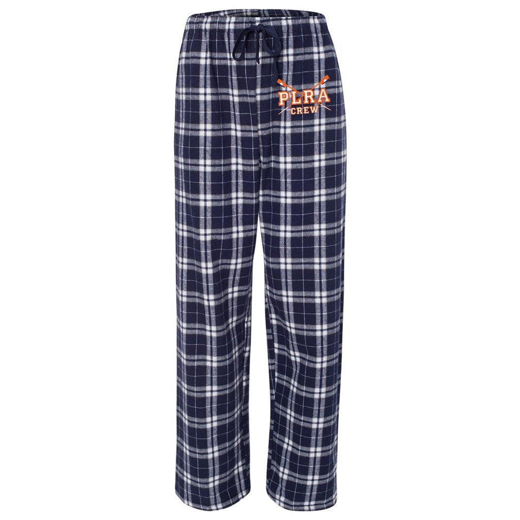 Portage Lake Rowing Association Flannel Pants