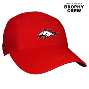 Brophy Crew Team Competition Performance Hat