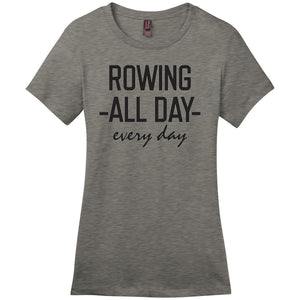 Rowing All Day