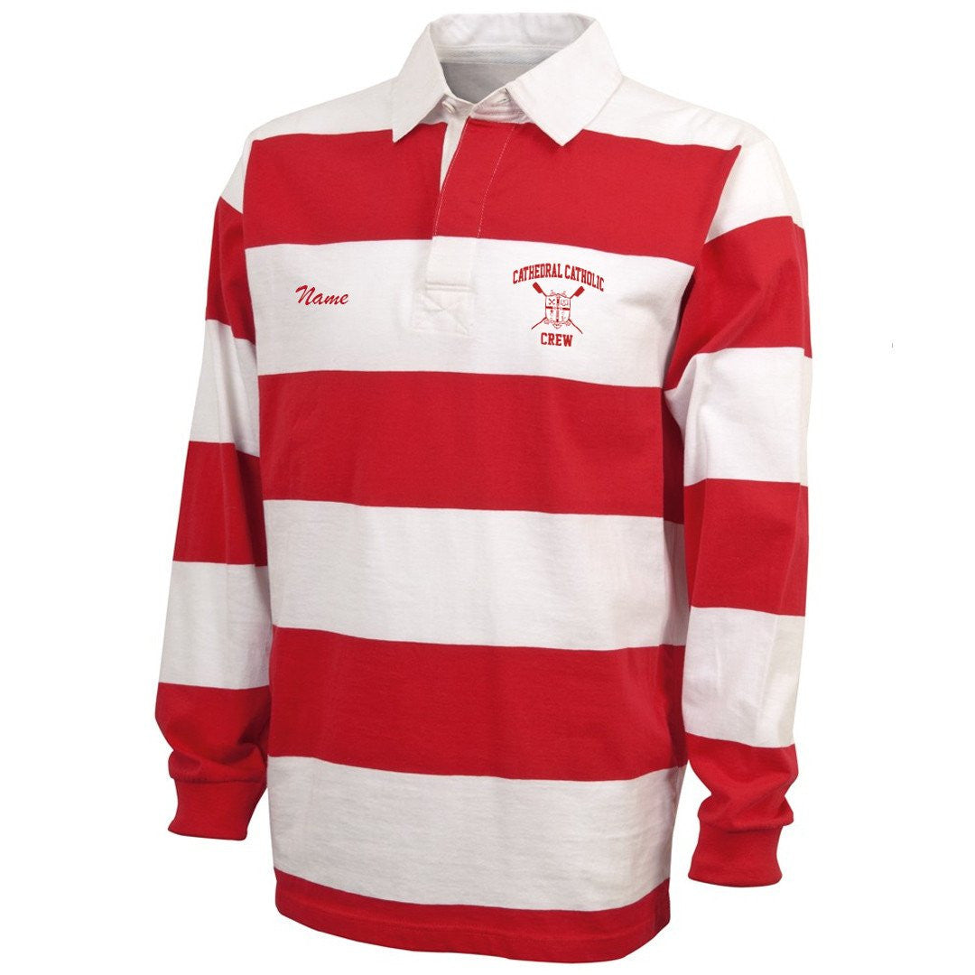 Cathedral Catholic Crew Rugby Shirt