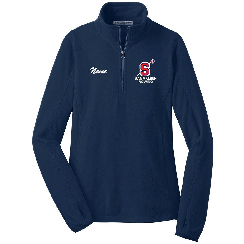 1/4 Zip Sammamish Rowing Fleece Pullover