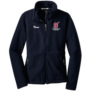 Full Zip Sammamish Rowing Fleece Pullover