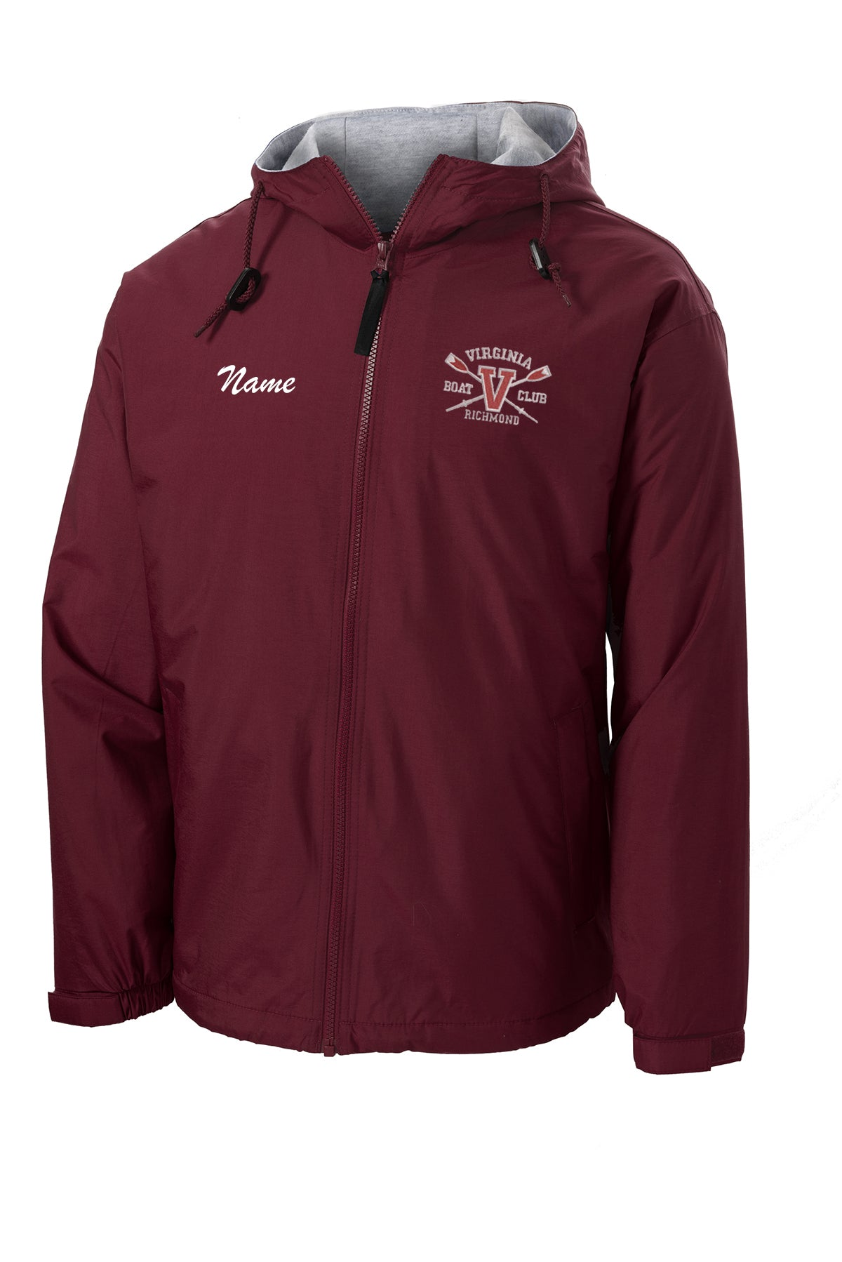 Virginia Boat Club Team Spectator Jacket