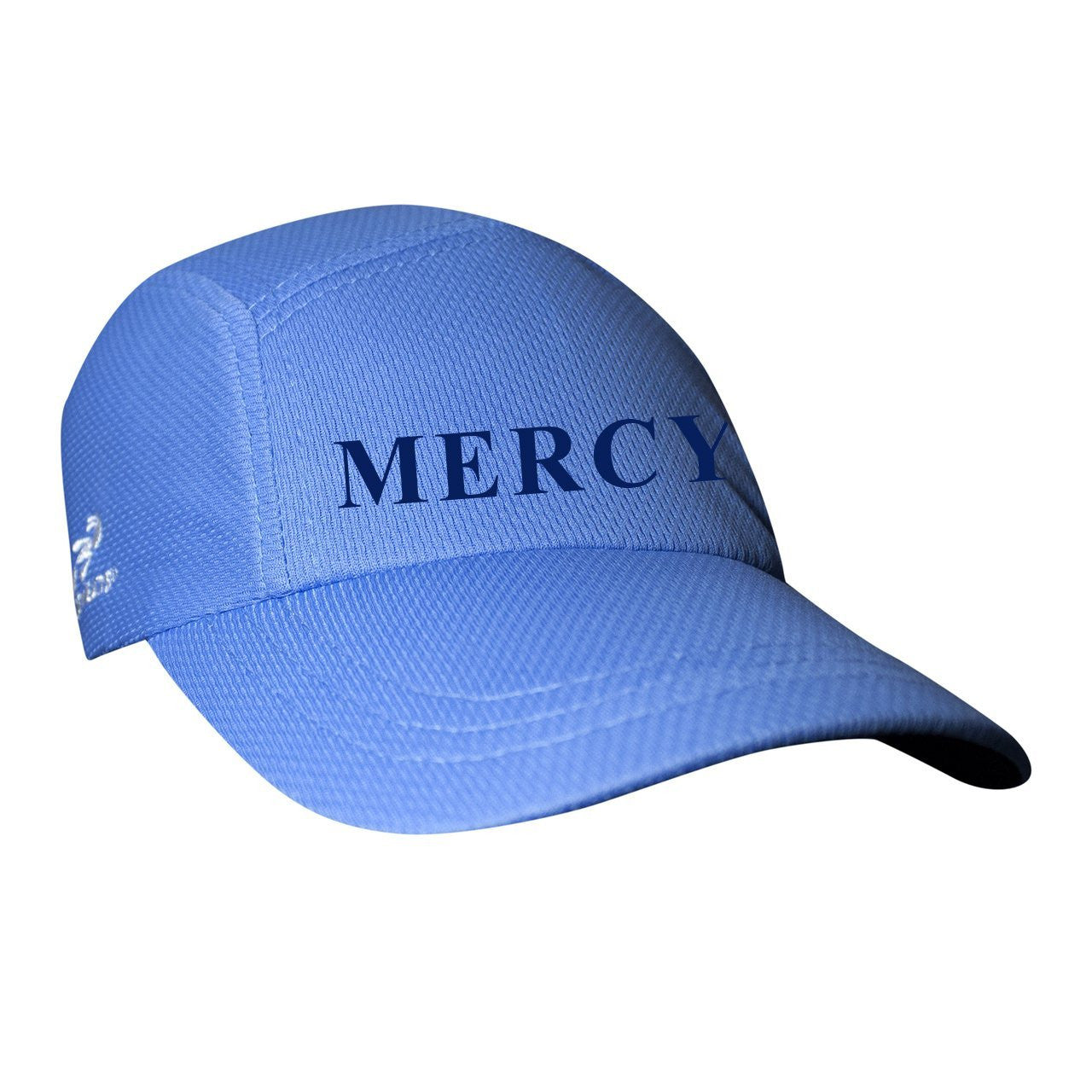 Mercy Crew Team Headsweats Performance Hat - Light Blue