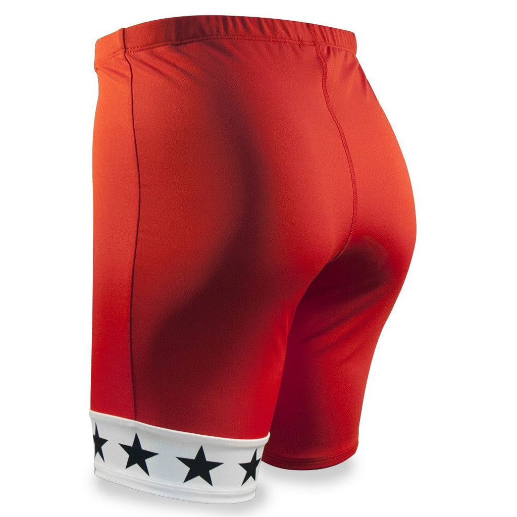 Star Spangled Red Trou