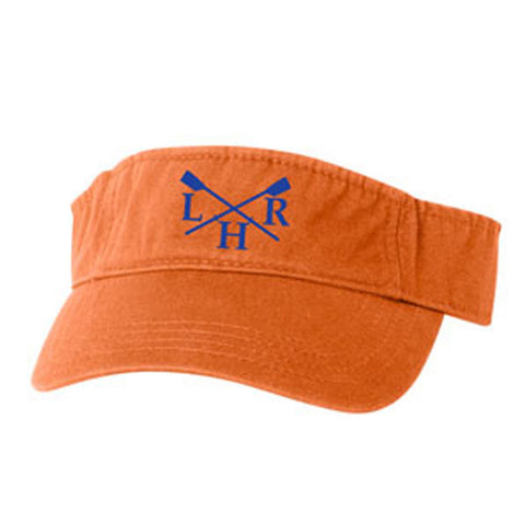 Official Lake Houston Rowing Cotton Twill Visor