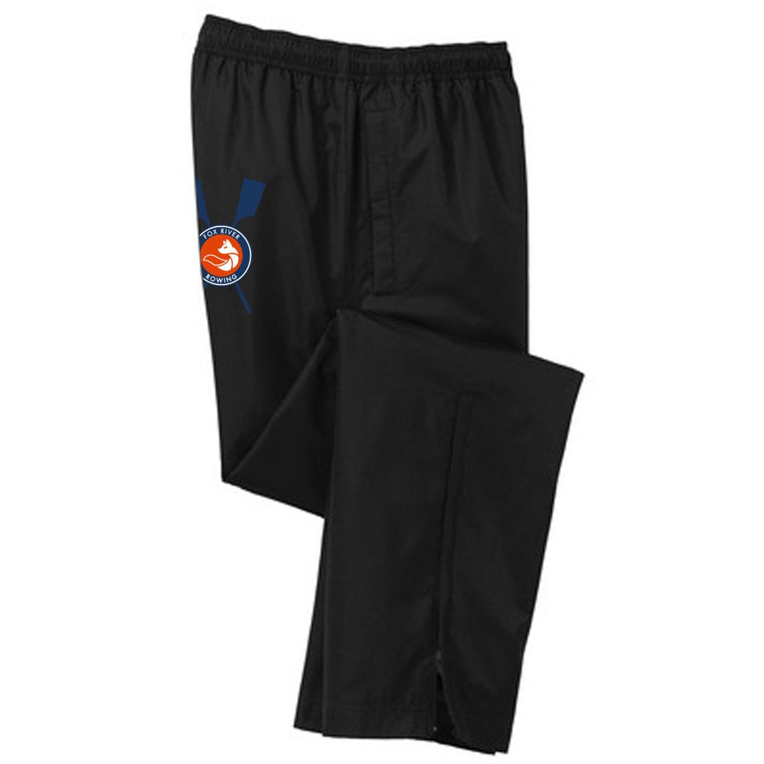 Fox River Rowing Association Team Wind Pants