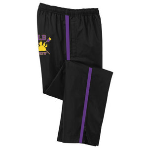 Lake Braddock Crew Team Wind Pants