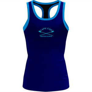 Cape Cod Masters Rowing Women's T-back Tank