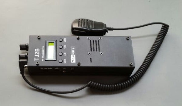 Youkits TJ2B 2016 HF SSB CW Handheld Transceiver  fully assembled and tested - Youkits