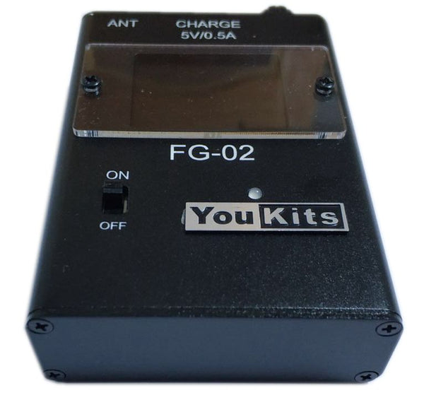 Youkits FG-02 1-72Mhz Antenna  ANALYSER  fully assembled and tested - Youkits
