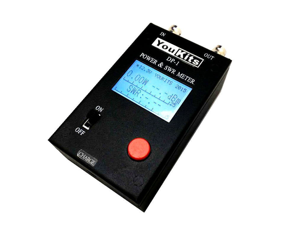 Youkits DP-1 QRP Digital Power & SWR meter - Youkits