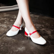 Load image into Gallery viewer, Mary Jane Pumps Platform High Heels Women Shoes 5316