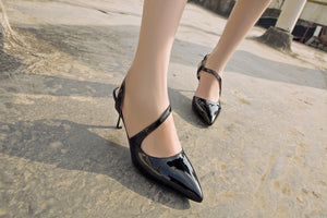 Fashion Sandals Pumps Platform High Heels Women Dress Shoes 2523