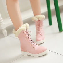 Load image into Gallery viewer, Fur Snow Boots Ankle Boots Women Shoes Fall|Winter 5783