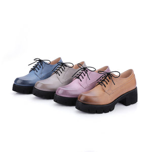 Lace Up Womens High Heel Shoes Lady Pumps Platfrom Shoes