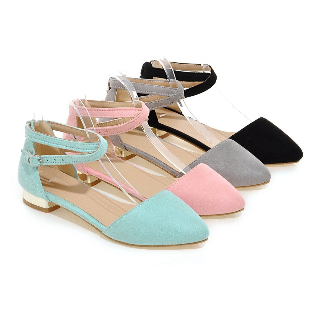 Summer Sandals Toe Caps Plus Size Shoes Woman