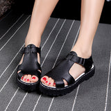 Women Gladiator Sandals Platform Shoes