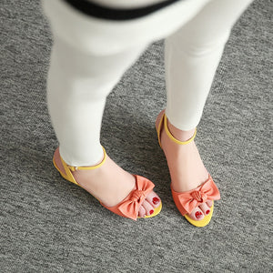 Fashion-Bow-Ankle-Straps-Wedges-andals-Women-Platform-Shoes 4820