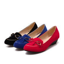 Load image into Gallery viewer, Sweet Bow Flats Women Shoes 6447