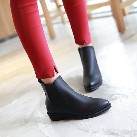 Ankle Boots Women Shoes New Arrival