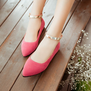 Women's Flats Ankle Straps Shoes 8931