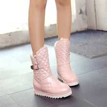 Load image into Gallery viewer, Buckle Snow Boots Women Shoes Fall|Winter 4917