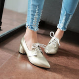 Pointed Toe Women High Heel Shoes New Arrive Pumps 2016