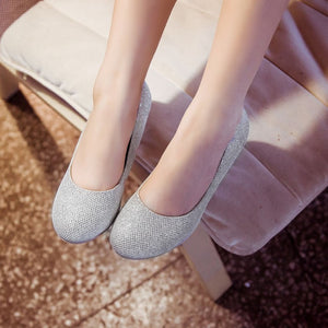 Women High Heels Dress Shoes Party Pumps 6525