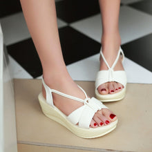 Load image into Gallery viewer, Fashion Sandals Pumps Platform High Heels Women Shoes 2583