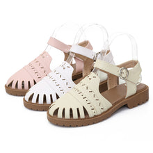 Load image into Gallery viewer, Fashion Cutout Flats Sandals Women Shoes 3848