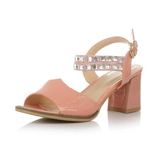 Load image into Gallery viewer, Fashion Rhinestone High Heels Sandals Women Pumps Shoes 5452