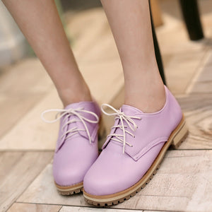 Lace Up Pumps Platform High Heels Fashion Women Shoes 6489