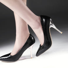 Load image into Gallery viewer, Pointed Toe Pumps Platform High Heels Fashion Women Shoes 8514