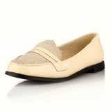 Carving Women Flats Platform Shoes 7061