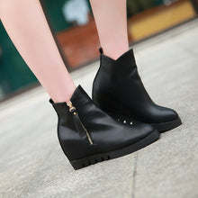 Load image into Gallery viewer, Wedges Boots High Heels Women Shoes Fall|Winter 1121